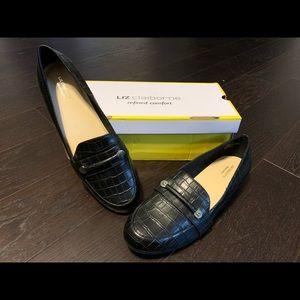 Liz Claiborne loafers.